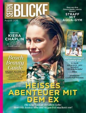 Seitenblicke August 2016_Cover