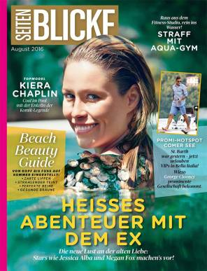Seitenblicke August 2016_Cover