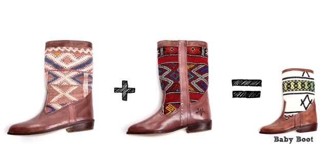 Welcome back, Abdillah Kilim Boots!